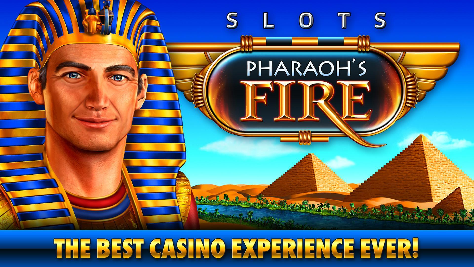 Slots - Pharaoh' Fire